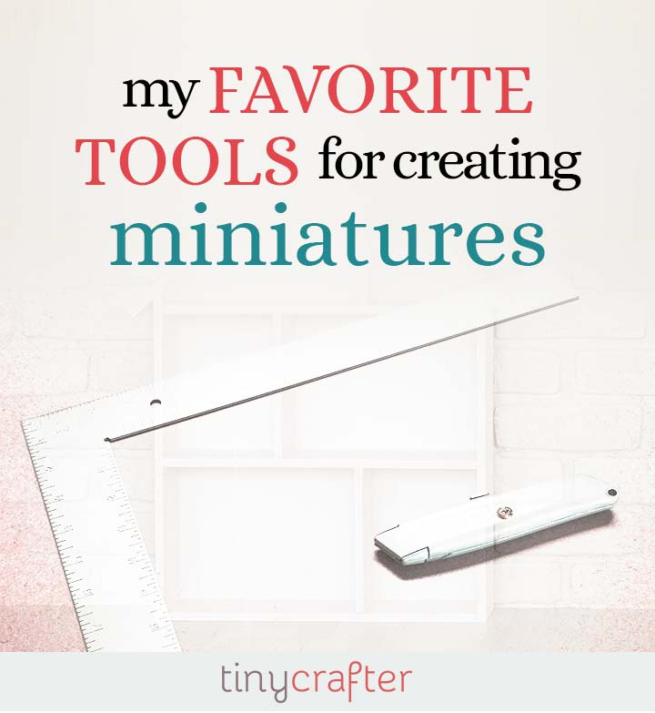 miniature tools