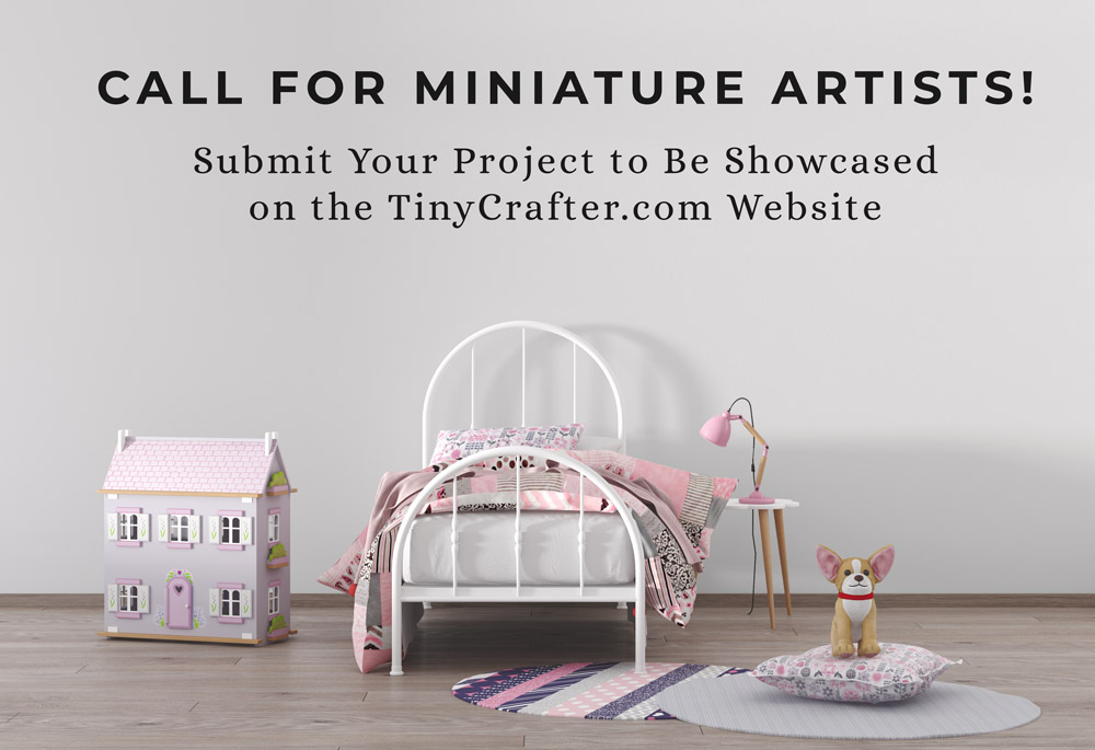 call for miniature artists