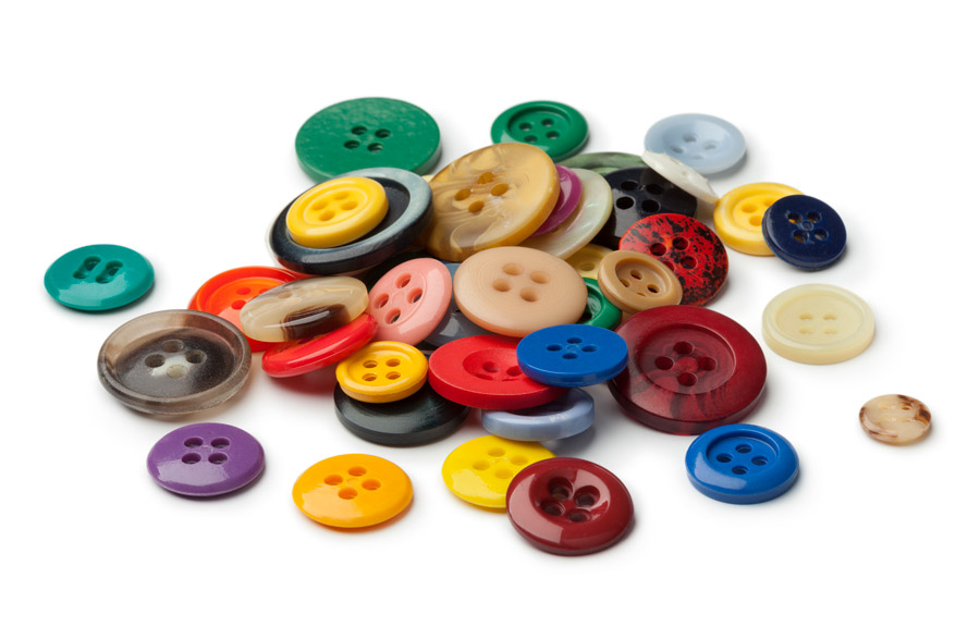 dollhouse buttons