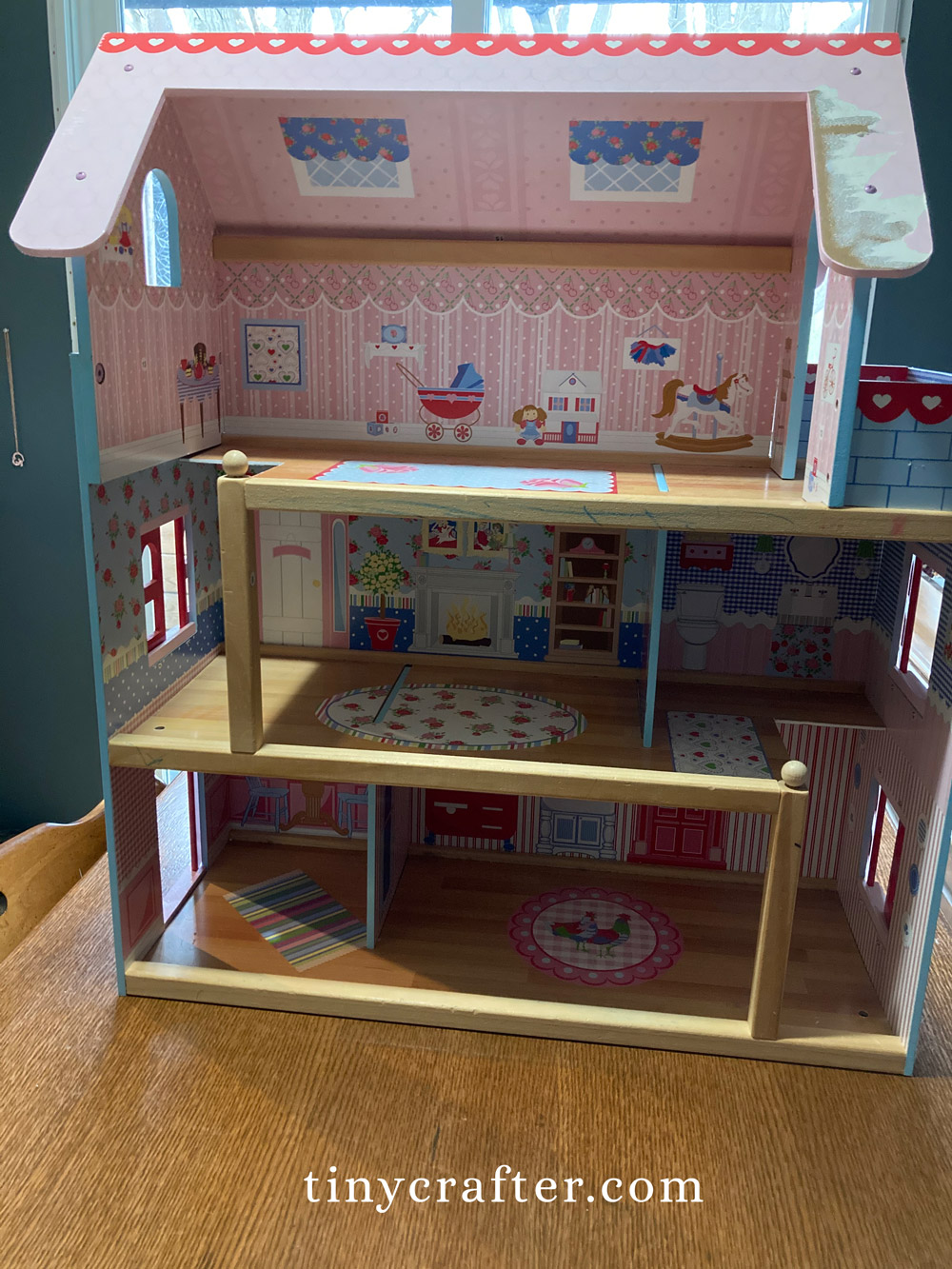 kidkraft chelsea cottage dollhouse